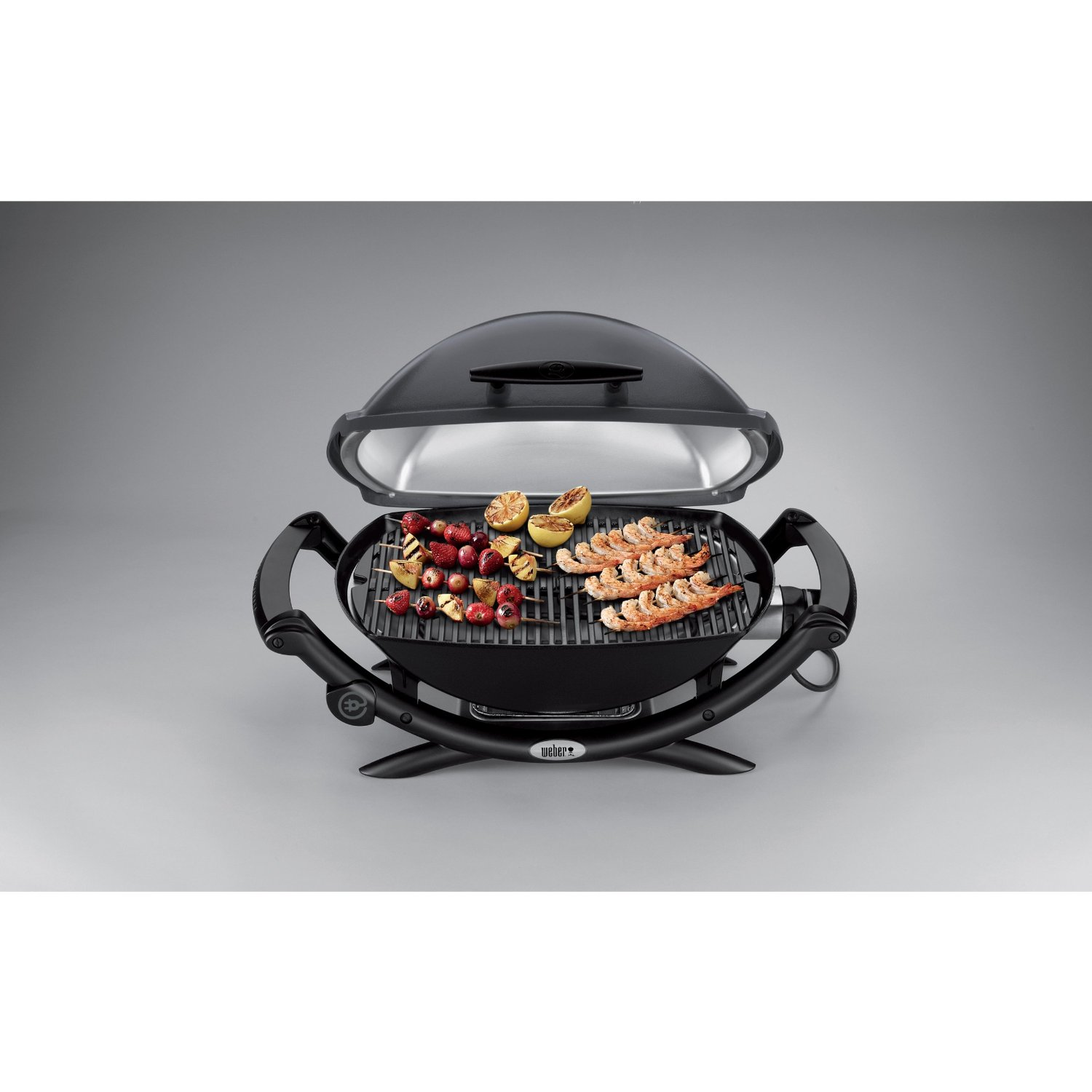 weber q2400 electric grill review grill rankings. Black Bedroom Furniture Sets. Home Design Ideas