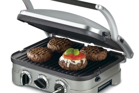 Full Review of Cuisinart GR-4N 5-in-1 Griddler